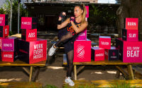 STRONG by Zumba takes Ruschmeyer's with Danielle Snyder #56