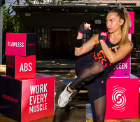 STRONG by Zumba takes Ruschmeyer's with Danielle Snyder #57