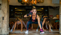 STRONG by Zumba takes Ruschmeyer's with Jenne Lombardo #3