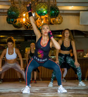 STRONG by Zumba takes Ruschmeyer's with Jenne Lombardo #4