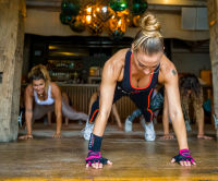 STRONG by Zumba takes Ruschmeyer's with Jenne Lombardo #5