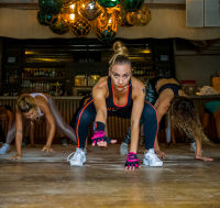 STRONG by Zumba takes Ruschmeyer's with Jenne Lombardo #6