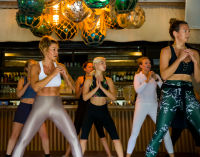 STRONG by Zumba takes Ruschmeyer's with Jenne Lombardo #8