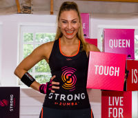 STRONG by Zumba takes Ruschmeyer's with Jenne Lombardo #61
