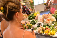 B Floral Summer Press Event at Saks Fifth Avenue's The Wellery #99