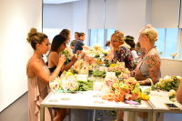 B Floral Summer Press Event at Saks Fifth Avenue's The Wellery #103