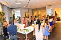 B Floral Summer Press Event at Saks Fifth Avenue's The Wellery #114