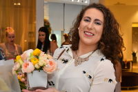 B Floral Summer Press Event at Saks Fifth Avenue's The Wellery #115
