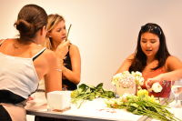 B Floral Summer Press Event at Saks Fifth Avenue's The Wellery #131