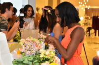 B Floral Summer Press Event at Saks Fifth Avenue's The Wellery #139