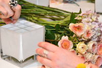 B Floral Summer Press Event at Saks Fifth Avenue's The Wellery #23