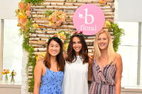 B Floral Summer Press Event at Saks Fifth Avenue's The Wellery #11