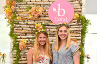 B Floral Summer Press Event at Saks Fifth Avenue's The Wellery #10
