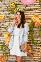 B Floral Summer Press Event at Saks Fifth Avenue's The Wellery #75