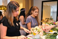 B Floral Summer Press Event at Saks Fifth Avenue's The Wellery #79