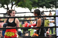 The 2017 Rumble on The River - Amazing Taste of Muay Thai #91