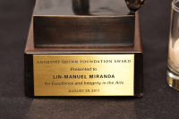 The Anthony Quinn Foundation Presents An Evening with Lin-Manuel Miranda #6