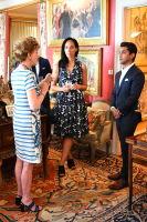 Jackie Weld Drake Hosts The 2017 Casita Maria Annual Panchanga Lunch #57