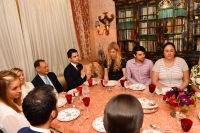 Jackie Weld Drake Hosts The 2017 Casita Maria Annual Panchanga Lunch #59