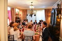 Jackie Weld Drake Hosts The 2017 Casita Maria Annual Panchanga Lunch #94