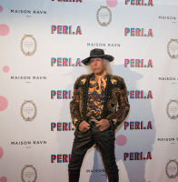 PERI.A TOASTS to the PERI.A X MAISON RAVN collection #9