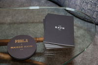 PERI.A TOASTS to the PERI.A X MAISON RAVN collection #13