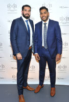 Baynes + Baker King Leo menswear collection launch with Nate Burleson #75