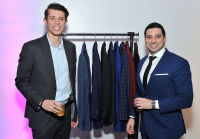 Baynes + Baker King Leo menswear collection launch with Nate Burleson #93