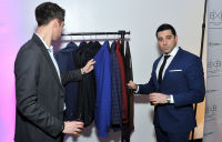 Baynes + Baker King Leo menswear collection launch with Nate Burleson #96