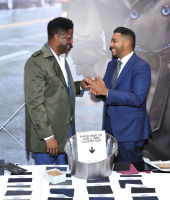 Baynes + Baker King Leo menswear collection launch with Nate Burleson #175