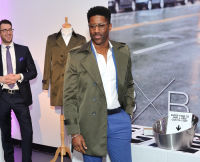 Baynes + Baker King Leo menswear collection launch with Nate Burleson #194