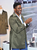 Baynes + Baker King Leo menswear collection launch with Nate Burleson #199