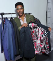 Baynes + Baker King Leo menswear collection launch with Nate Burleson #233