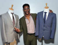 Baynes + Baker King Leo menswear collection launch with Nate Burleson #234