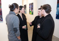 Former Tennis Pro Ted Dimond's Gallery Opening of