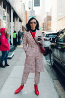 Fashion Week Street Style 2018: Part 1 #1