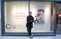 Galleria Ca' d'Oro presents Javier Martin: Blindness The Appropriation of Beauty curated by Robert C. Morgan #2