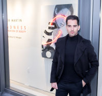 Galleria Ca' d'Oro presents Javier Martin: Blindness The Appropriation of Beauty curated by Robert C. Morgan #5