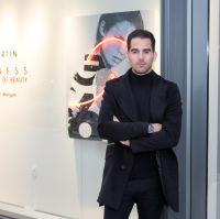 Galleria Ca' d'Oro presents Javier Martin: Blindness The Appropriation of Beauty curated by Robert C. Morgan #8