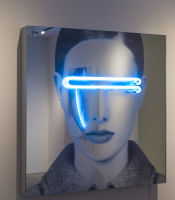 Galleria Ca' d'Oro presents Javier Martin: Blindness The Appropriation of Beauty curated by Robert C. Morgan #15