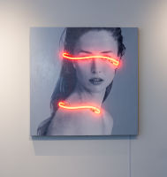 Galleria Ca' d'Oro presents Javier Martin: Blindness The Appropriation of Beauty curated by Robert C. Morgan #17