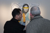 Galleria Ca' d'Oro presents Javier Martin: Blindness The Appropriation of Beauty curated by Robert C. Morgan #39