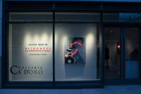 Galleria Ca' d'Oro presents Javier Martin: Blindness The Appropriation of Beauty curated by Robert C. Morgan #59