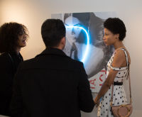 Galleria Ca' d'Oro presents Javier Martin: Blindness The Appropriation of Beauty curated by Robert C. Morgan #129