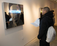 Galleria Ca' d'Oro presents Javier Martin: Blindness The Appropriation of Beauty curated by Robert C. Morgan #143