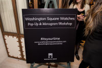 Washington Square Watches Pop-up and Monogram launch party at MOXY Times Square #3