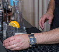 Washington Square Watches Pop-up and Monogram launch party at MOXY Times Square #43