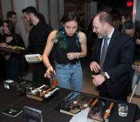 Washington Square Watches Pop-up and Monogram launch party at MOXY Times Square #53