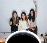 Washington Square Watches Pop-up and Monogram launch party at MOXY Times Square #70