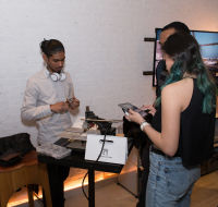 Washington Square Watches Pop-up and Monogram launch party at MOXY Times Square #71